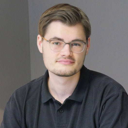 Immobilienmakler Victor Prüfer